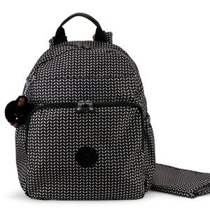 KIPLING MAISIE Diaper Bag Backpack New